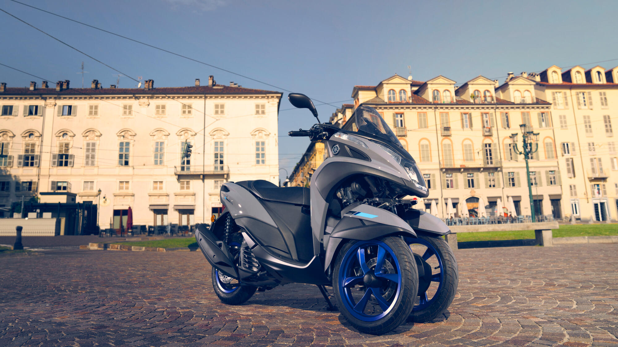 Tricity125 Yamaha Chevalley