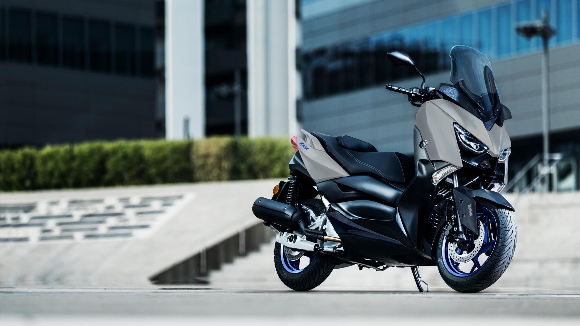 Xmas 125 Yamaha Chevalley