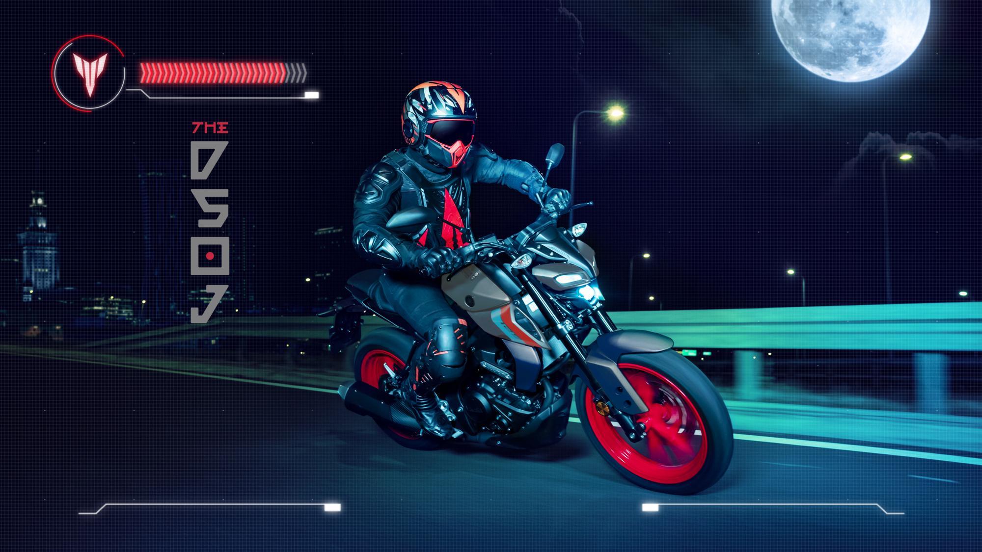 Découvrez la gamme moto 125cc, accessible dès l'âge de 16 ans