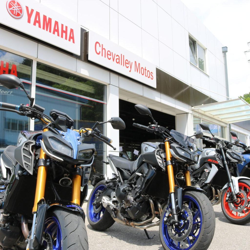 Chevalley Yamaha Moto